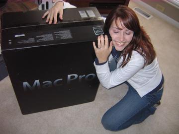 Покупатель Mac Pro